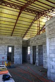Insulating Cathedral Ceilings Rockwool by Our Philippine House Project U2013 Roof And Roofing My Philippine