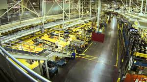 Ford Prepares Dearborn Truck Plant For Building The All-New 2015 ... Michigan Supplier Fire Idles 4000 At Ford Truck Plant In Dearborn Tops Resurgent Us Car Industry 2013 Sales Results Show The Could Reopen Two Plants Next Friday F150 Chassis Go Through Assembly Fords Video Inside Resigned To See How The 2015 F Announces Plan To Cut Production Save Costs Photos And Ripping Up History Truck Doors For Allnew Await Takes Costly Gamble On Launch Of Its Pickup Toledo Blade Plant Vision Sustainable Manufacturing Restarts Production