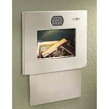 Homak Gun Safe Default Code by Secure Logic Wall Vault 215701 Gun Safes At Sportsman U0027s Guide