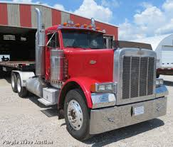 1997 Peterbilt 379 Semi Truck | Item DE6344 | SOLD! August 3...