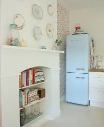 View In Gallery 50s Retro Freezer Is Quickly Becoming A Popular Addition Even Modern Kitchens