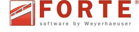 weyerhaeuser forte software
