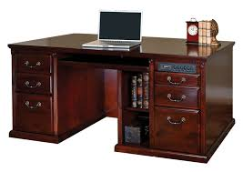 nice cherry computer desk on studio rta wood black cherry