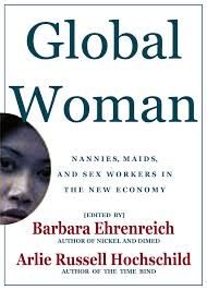Global Woman Book Jacket