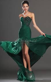 dark green sequin prom dress best dressed