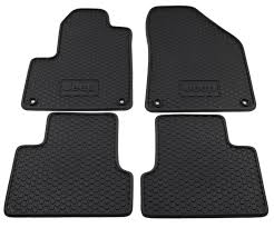 Jeep Commander Floor Mats Oem by Jeep Floor And Slush Mats Liners Justforjeeps Com
