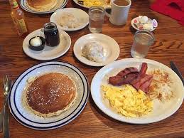 the hungry man s breakfast picture of the machine shed pewaukee