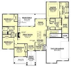100 10 Bedroom House Floor Plans Modern Style Plan 4 Beds 25 Baths 2373 SqFt Plan 430184