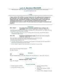 Rn Resume Examples Registered Nurse Sample New Grad Case Manager Objective
