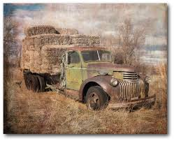 August Grove 'Vintage Hay Truck' Photographic Print On Canvas | Wayfair Hay Truck Stock Photos Images Alamy My 63 Chevy Hauling Hay Trucks Hay Hauler Loading Time Lapse Youtube Gmc Diesel Dairyland Co 24 Truck And Trailer In Flickr Australian Trucking On Twitter The Volvotrucks Ata Safety 5jp Ranch Life Page 6 Delivering To Market At Tenerir The Atlas Mountains Pinterest Overloaded In West Coast Of Turkey Image Farm With Family Help Men Riding Full