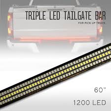 Triple LED Tailgate Brake Light Bar With Reverse & Sequential Turn ... How To Install Access Backup Led Tailgate Light Bar Youtube Lighted Waterproof Running Reverse Brake Turn Signal Best Under Tailgate Light Bar 042014 F150 Bars 60 Double Row Truck Strip Red White Tail 60inch 2row Buy Partsam Signaldriving7443 Redwhite Stop Oracle Lighting 3824504 Extreme Series Xkglow Xk041017 5function Led Suppliers Dual For Pickups