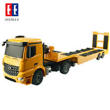 100 Toy Truck And Trailer Double E Kids Favourite Licensed Rc Buy