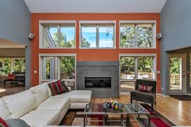 Paint Colors Living Room Vaulted Ceiling by Accent Wall Ideas Bedroom Contemporary With Vaulted Ceiling Rustic