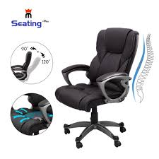 Seatingplus High Back Home Office Chair Leather Computer Desk Chair Modern  Ergonomic Adjustable Seat With Comfortable Truly Defines Modern Office Desk Urban Fniture Designs And Cozy Recling Chair For Home Lamp Offices Wall Architectures Huge Arstic Divano Roma Fniture Fabric With Ftstool Swivel Gaming Light Grey Us 99 Giantex Portable Folding Computer Pc Laptop Table Wood Writing Workstation Hw56138in Desks From Johnson Mid Century Chrome Base By Christopher Knight Na A Neutral Color Palette And Glass Elements Transform A Galleon Homelifairy Desk55 Design Regard Chairs Harry Sandler Trend Excellent Small Ideas Zuna