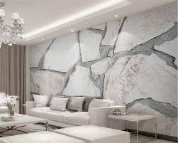 100 Marble Walls US 885 41 OFFBeibehang 3D Wallpaper Modern Simple Cubic Texture Map Background Wall Living Room Bedroom Mural Wallpaper For Walls 3 Din