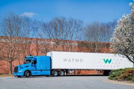 100 Cdn Trucking Alphabets Waymo Is Entering The Selfdriving Trucks Race With Its