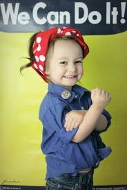 Rosie The Riveter Halloween Tutorial by Combo Super Save Halloween Costume That Kicks Rosie The Riveter