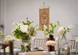 Rustic Wedding Head Table Decorations