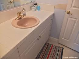 simple bathroom vanity removal hah