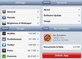 Free Ways to Delete Apps on iPhone 5 & Free up Space