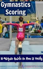 Usag Level 4 Floor Routine 2015 by Gymnastics Scoring 10 Minute Guide To How It Works