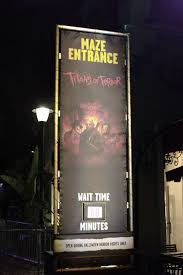 Halloween Horror Nights Frequent Fear Pass by Halloween Horror Nights 2017 At Universal Studios Hollywood