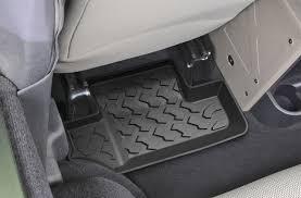 Quadratec Vs Rugged Ridge Floor Liners by Jeep Wrangler Rear Floor Mats Ourcozycatcottage Com