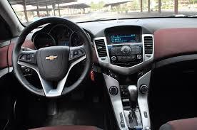 2013 Chevrolet Cruze LT Review