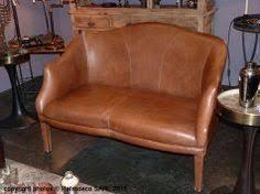 chehoma canapé fauteuil cuir turner chehoma déco vintage