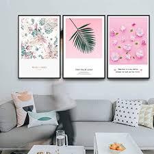 bilder auf leinwand triptychon 3 pcs einfache und schöne
