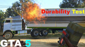 100 Gta 5 Trucks And Trailers GTA Durability Test APC Rocket Bike Hauler Custom With Trailer MOC
