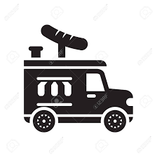 100 Food Truck App Icon Vector Isolated On White Background For Your