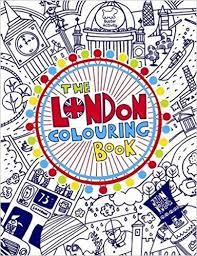 The London Colouring Book Amazoncouk Julian Mosedale 9781780550213 Books