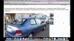 Craigslist Pueblo Colorado - Used Cars And Trucks For Sale By Owner ...
