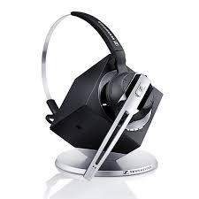 Sennheiser DW fice Phone Cordless Headset