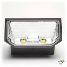 cooper lighting xtor9a led wall pack 85 watt 7192 lumens 400 watt