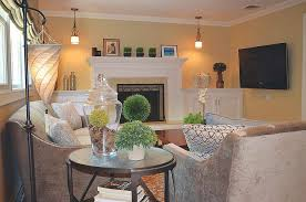 How To Arrange Furniture In A Living Room With Fireplace