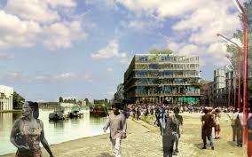 zac du port pantin pantin réunion publique sur le quartier du nouveau port le