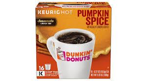 Dunkin Donuts Pumpkin Spice Syrup Vegan by Ultimate Pumpkin Spice Food List M U0026ms Cheerios Starbucks More