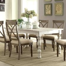 Elegant Dining Room Table Throughout White Tables With Black Chairs And For Sale Cape