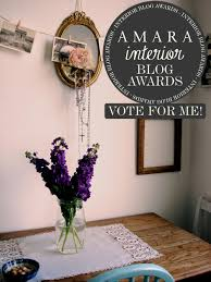 Best Decorating Blogs 2014 by The Amara Interior Blog Awards 2014 Lobster And Swan