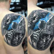 Slayer Tattoos Slayer Studio Tatuażu Lublin Wykonał Daniel