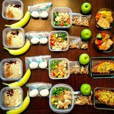 Meal Plans For Eating Healthy And Building Muscle Great Site All Around