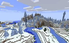 Pumpkin Seeds Minecraft Ps3 by Ice Plain Spikes Spawn Epic Minecraft Seeds