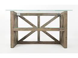 Jofran Hampton Road Server Sofa Table Furniture and