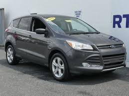Used 2015 Ford Escape SE In Randallstown, MD - Rtown Ford 2017 Ford Escape Leo Johns Car Truck Sales 2018 Ford Exterior Concept Of Lease Ford Xlt Wise Auto Center Inc Used Honduras 2010 4 Cilindros 2013 First Drive Trend 4wd 4dr Se Spadoni Amp New Titanium Nav Sync Connect For Sale In For Updates Leo Johns Car And Truck Small Vs Suv Fresh Square F Honda Sel Buda Tx Austin Tx City