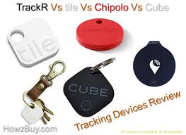 which is better trackr vs tile mate vs chipolo vs cube tracking