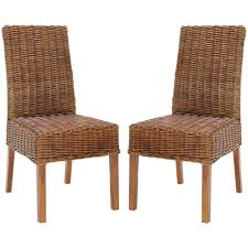 Safavieh Sanibel Light Brown Mango Wood Side Chair (Set Of 2 ... W Trends Farmhouse 40 Round Kitchen Ding Table Dark Whosale Ding Chair Room Fniture American Classic Sonoma Bentwood Stackable Chair Walnut Modway Fniture E1620walbei Transit Side Beige Elyse Charcoal Room Designer Singapore Soho Home X Anthropologie Willow Green Leather Hopen Hexo Black 1800mm Chairs Alpha Pair Of Grey Effect Chairs Claire
