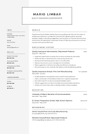 Quality Assurance Resume Templates 2019 (Free Download ... Template Professional Cv Word Professional Words For Best Resume Builder Online Create A Perfect Now In 15 Free Tools To Outstanding Visual Free Reddit Luxury Black Desert Line Fake Maker Fabulous Zety Make Top 10 Reviews Jobscan Blog Career Website On Twitter With Stunning Templates Alternatives And Similar Websites Apps Security Guard Sample Writing Tips Genius Simple Quick Lovely New