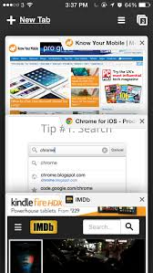 Chrome vs Safari Best Web Browser For iPhone